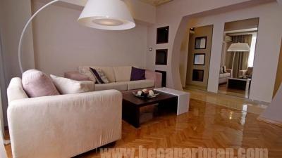 PIANO apartman Beograd, dnevna soba