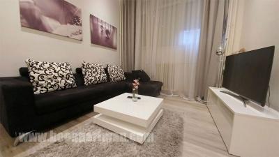 Banja apartman dnevna soba, Apartmani Beograd