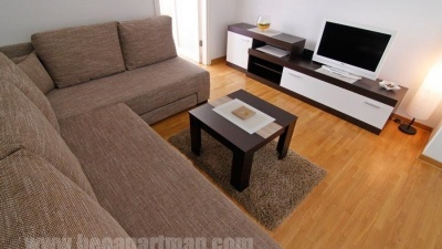 ONIX apartment Belgrade, Living room