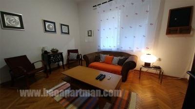 LAZAR apartment Belgrade, living room