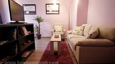 SWALLOW apartment Belgrade, living area