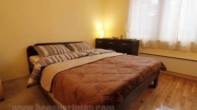 DORCOL apartment Belgrade, bed