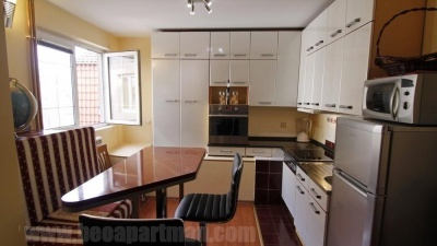 CATHERINE duplex apartment in Belgrade kitchen