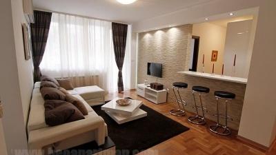 dnevna soba [ank i garnitura Apartman PREZIDENT Terazije strogi Centar Beograd