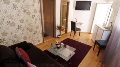 HERCEG NOVI apartment Belgrade city center