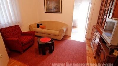 ŠUMATOVAC apartman Beograd, dnevna soba
