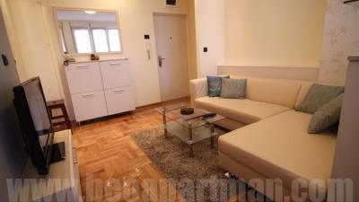 CHERRY apartment Belgrade center, living room