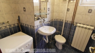 CATHERINE duplex apartment in Belgrade toilet lower floor