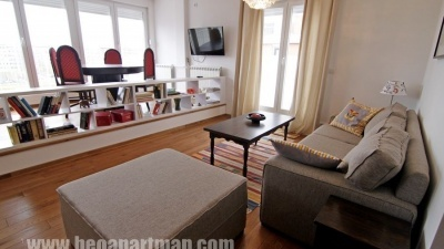 MAGNOLIA apartment Belgrade, living room