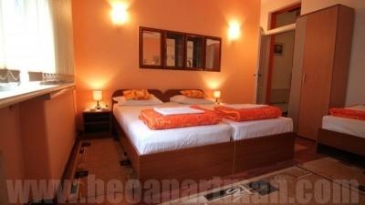 Sremac apartman u strogom centru Beograda 3 osobe 35 eura